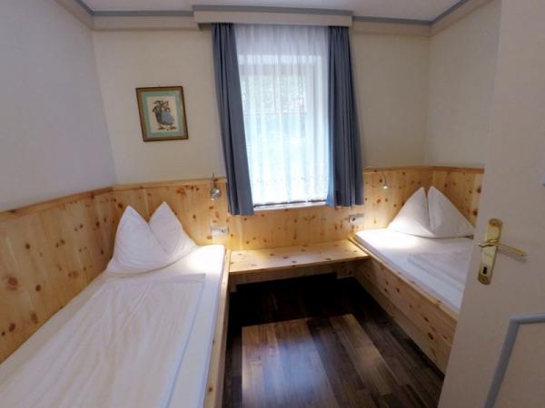 Familienappartement Typ B - Zirbe