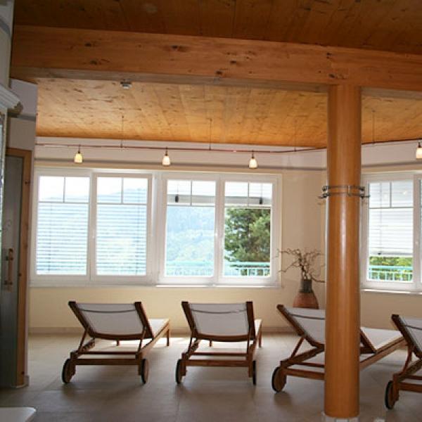 Ruheraum - Saunabereich